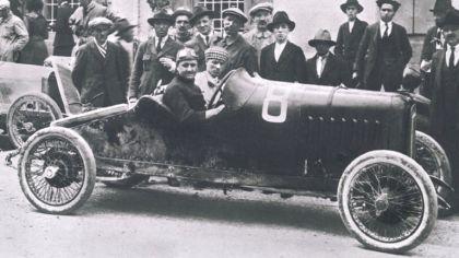 1921 Fiat 501 SS 8