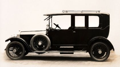1921 Rolls-Royce Silver Ghost 40-50 Limousine 3