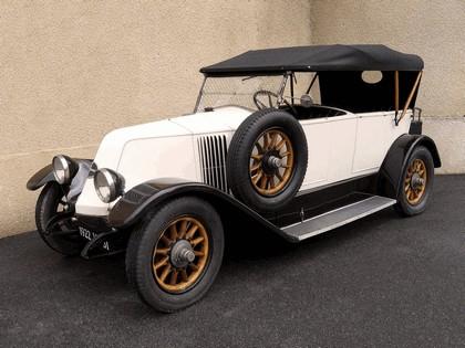 1922 Renault KZ 1