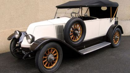 1922 Renault KZ 5