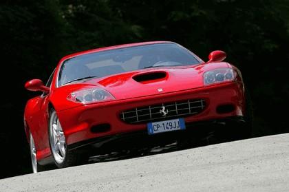 2005 Ferrari 575 Handling GTC 4