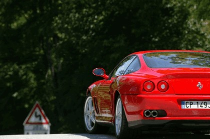 2005 Ferrari 575 Handling GTC 5