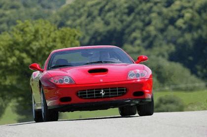 2005 Ferrari 575 Handling GTC 9