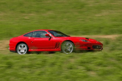 2005 Ferrari 575 Handling GTC 10