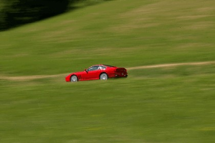 2005 Ferrari 575 Handling GTC 12