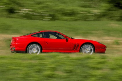 2005 Ferrari 575 Handling GTC 13