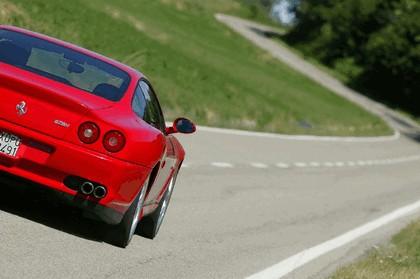 2005 Ferrari 575 Handling GTC 14
