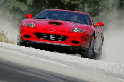 2005 Ferrari 575 Handling GTC 16