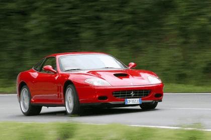 2005 Ferrari 575 Handling GTC 17