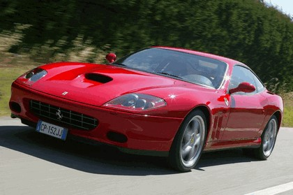 2005 Ferrari 575 Handling GTC 19