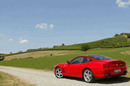 2005 Ferrari 575 Handling GTC 22