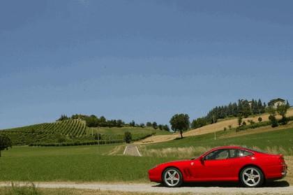 2005 Ferrari 575 Handling GTC 23