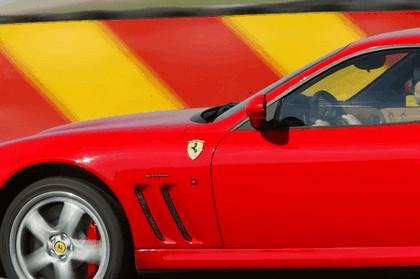 2005 Ferrari 575 Handling GTC 26