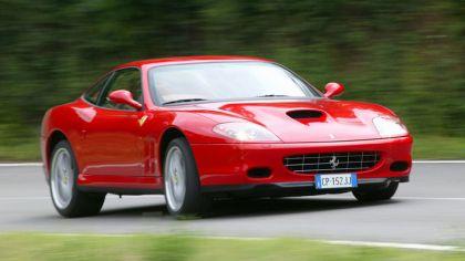 2005 Ferrari 575 Handling GTC 8