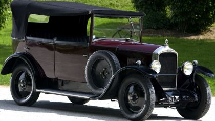 1923 Peugeot 177 Torpedo 7