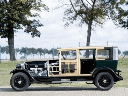 1924 Audi Typ M 18-70 PS 2
