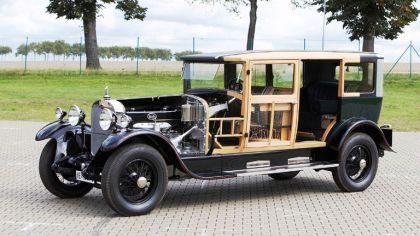 1924 Audi Typ M 18-70 PS 4