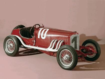 1924 Mercedes-Benz 120 HP Targa Florio - race car 1