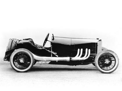 1924 Mercedes-Benz 120 HP Targa Florio - race car 2