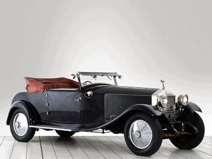 1925 Rolls-Royce Phantom 40-50 Cabriolet by Manessius I 1
