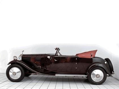 1925 Rolls-Royce Phantom 40-50 Cabriolet by Manessius I 2