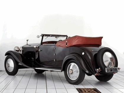 1925 Rolls-Royce Phantom 40-50 Cabriolet by Manessius I 3