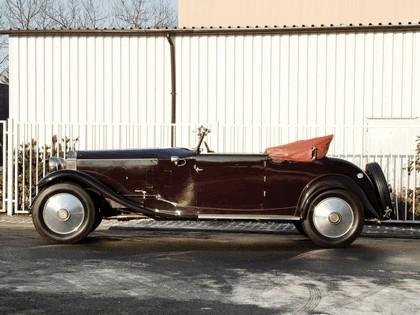 1925 Rolls-Royce Phantom 40-50 Cabriolet by Manessius I 5