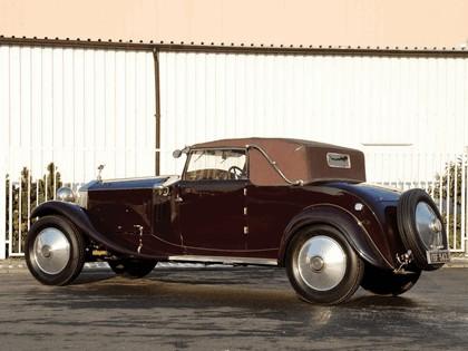 1925 Rolls-Royce Phantom 40-50 Cabriolet by Manessius I 6
