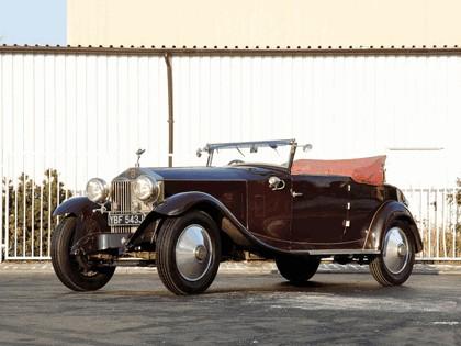 1925 Rolls-Royce Phantom 40-50 Cabriolet by Manessius I 7
