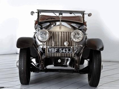 1925 Rolls-Royce Phantom 40-50 Cabriolet by Manessius I 8
