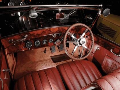1925 Rolls-Royce Phantom 40-50 Cabriolet by Manessius I 9