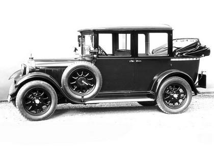 1926 Mercedes-Benz Type Stuttgart 1