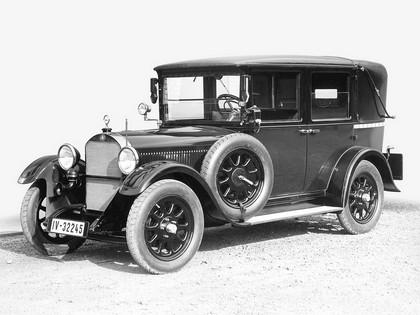 1926 Mercedes-Benz Type Stuttgart 2