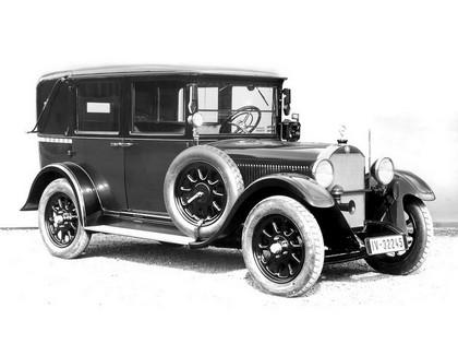 1926 Mercedes-Benz Type Stuttgart 3