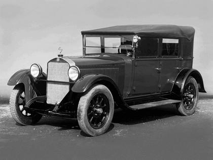 1926 Mercedes-Benz Type Stuttgart 4