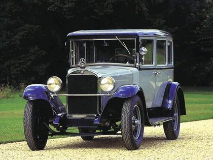 1926 Mercedes-Benz Type Stuttgart 5