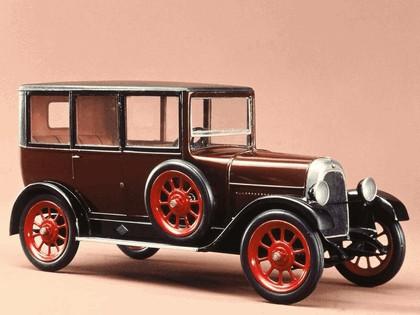 1930 Fiat 501 Saloon 1