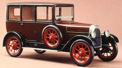 1930 Fiat 501 Saloon 4