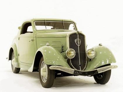 1932 Peugeot 301 coupé 1