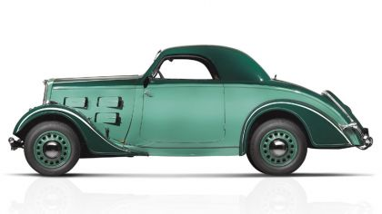 1932 Peugeot 301 coupé 4