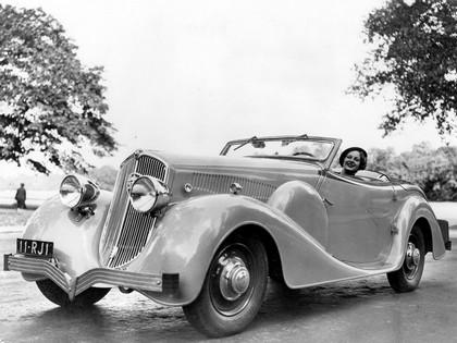 1932 Peugeot 301 Eclipse 1