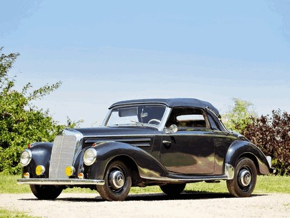 1951 Mercedes-Benz 220 ( W187 ) cabriolet A 4