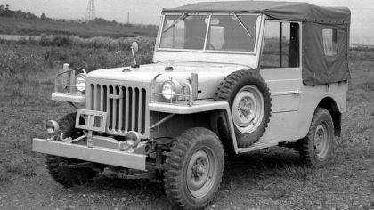 1951 Toyota BJ 2