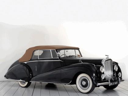 1953 Rolls-Royce R-Type Drophead coupé Park Ward 2
