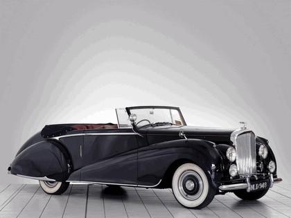 1953 Rolls-Royce R-Type Drophead coupé Park Ward 3