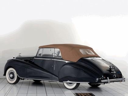 1953 Rolls-Royce R-Type Drophead coupé Park Ward 4