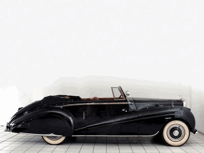 1953 Rolls-Royce R-Type Drophead coupé Park Ward 5