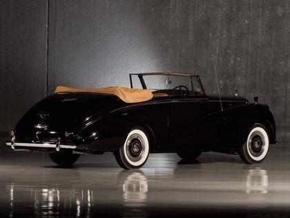 1953 Rolls-Royce R-Type Drophead coupé Park Ward 6
