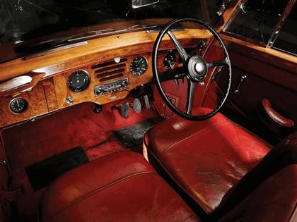 1953 Rolls-Royce R-Type Drophead coupé Park Ward 8