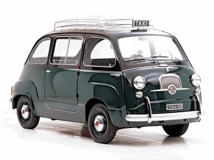 1956 Fiat 600 Multipla Taxi 2